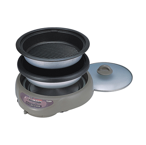 Tiger Electric Grill Pan (CPK-D130)