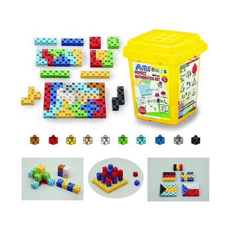 Monument Artec Blocks Perfect Mathematics Set (280pcs) (Age 3+) (4548030522124)
