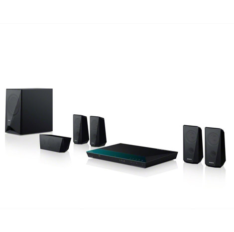 Sony 3D Hometheater (BDV-E3100)