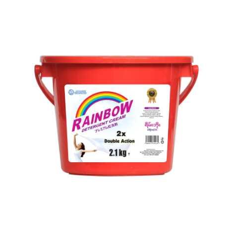 Rainbow Detergent DA 2.1 kg