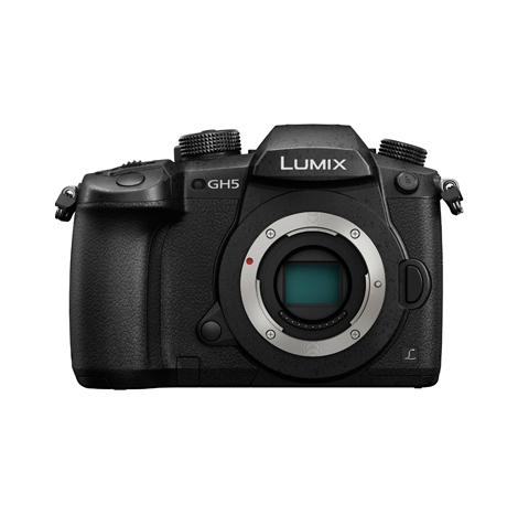 Panasonic Digital Single Lens Mirrorless Camera DC-GH5
