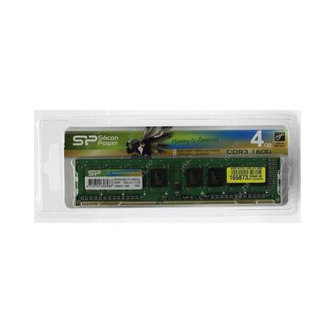 SP D RAM (4GB,DDR3/1600)