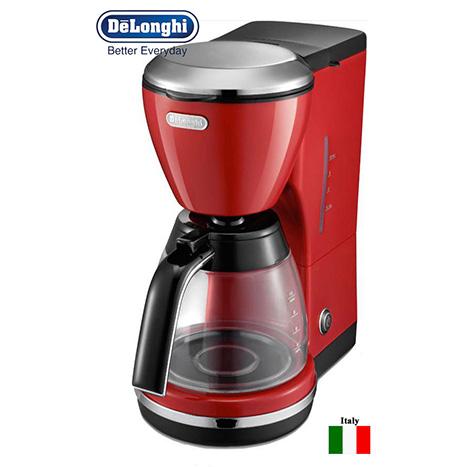 Delonghi ICMO 210 R Drip Coffee Maker