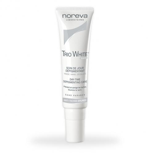 Noreva TRIO WHITE Depigmenting day treatment 30ml