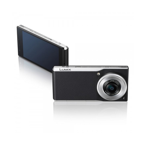 Panasonic Lumix Smart Phone Camera DMC-CM1