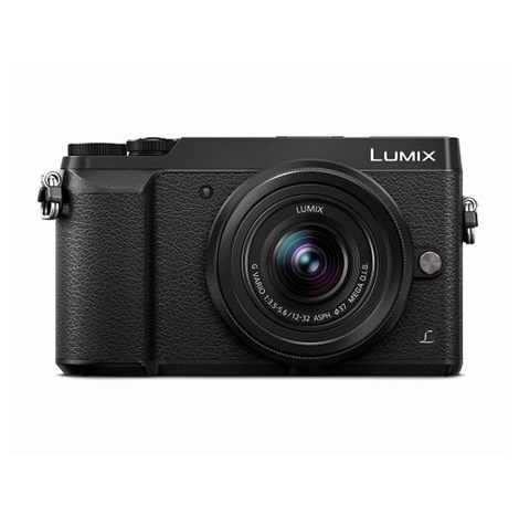 Panasonic LUMIX Digital Single Lens Mirrorless Camera DMC-GX85K