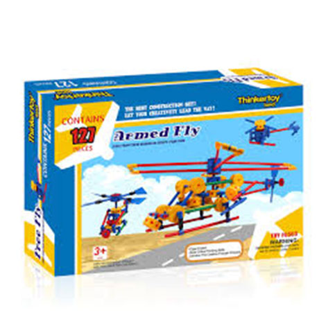 Educational Thinker Toy Armed fly (Thy- F 6503)