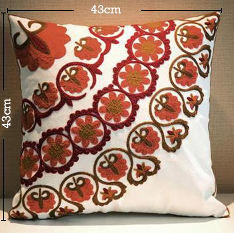 Nicco Square Throw Pillows (DPN-02)
