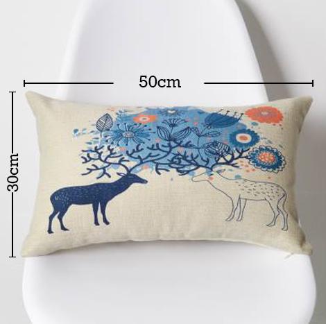 Nicco Rectangular Pillows (DPN-06)