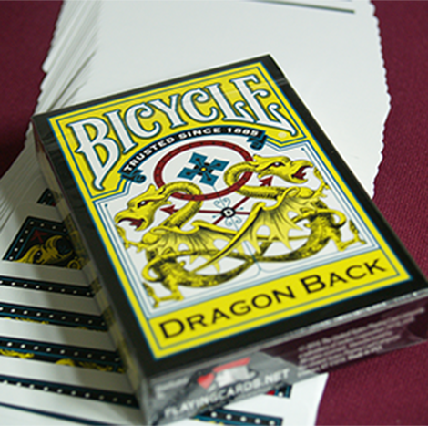 Dragon Back Yellow