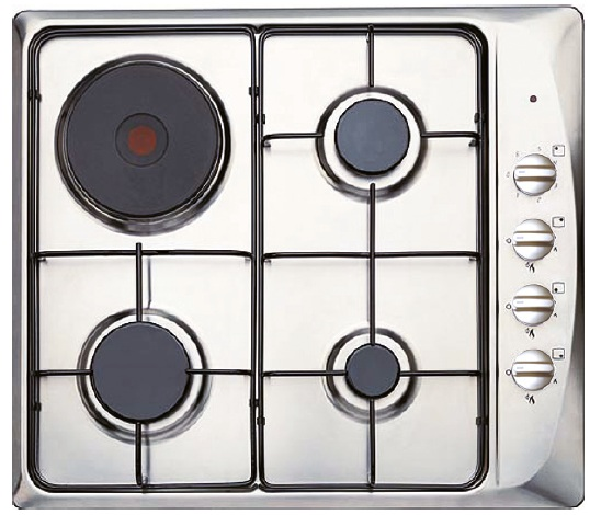 TEKA gas stove and electric model(EC 3G 1P)