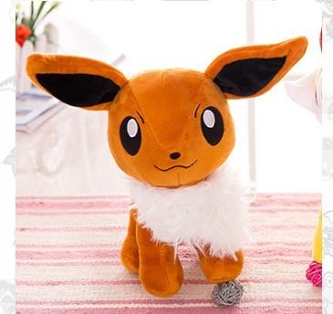 Pokemon Go - Eevee Plush Doll (30cm) ( SM00020 )