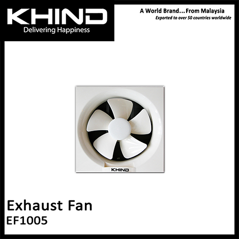 KHIND 10 Inch Exhaust Fan ( EF 1005 )