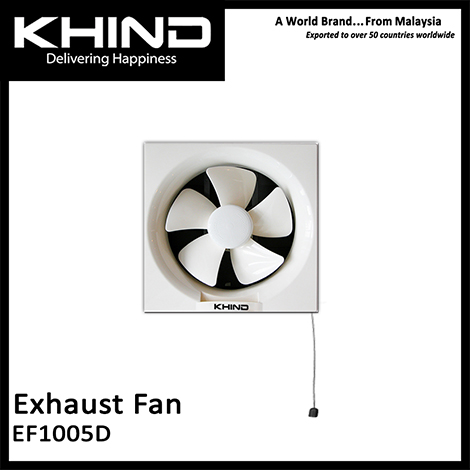 KHIND 10 Inch Exhaust Fan ( EF 1005D )
