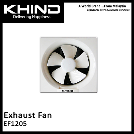 KHIND 12 Inch Exhaust Fan ( EF 1205 )