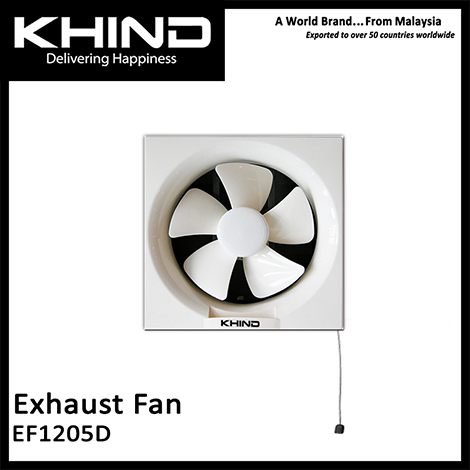 KHIND 12 Inch Exhaust Fan ( EF 1205D )
