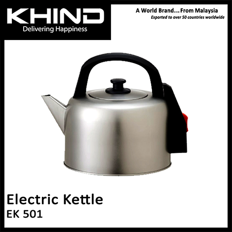 KHIND Electric Kettle ( EK 501 )