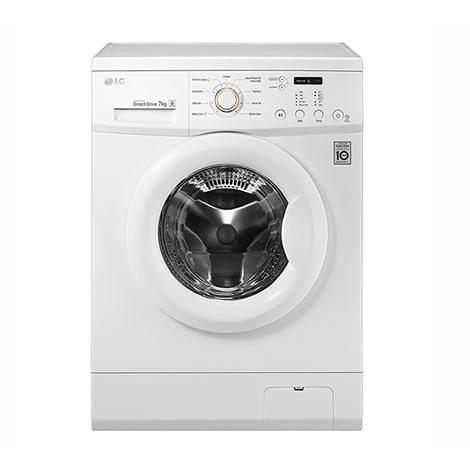 LG 6 Direct Motion Drive Washing Machine (F1207NMCW)