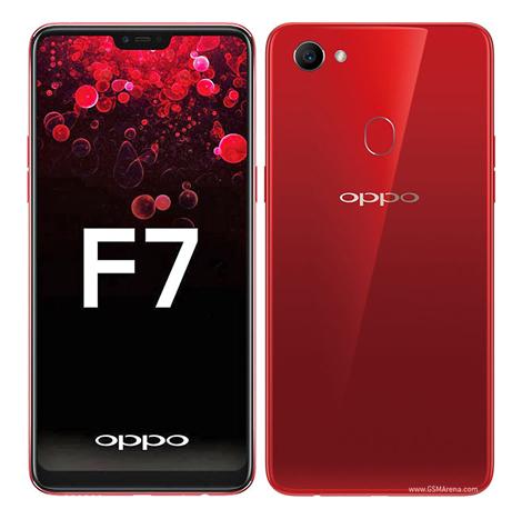 Oppo F7 (4GB , 64GB) Red