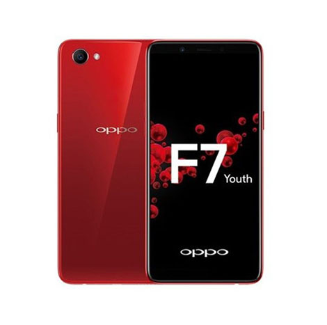 Oppo F7 Youth (4GB, 64GB) Red