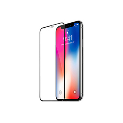 HOCO Fast attach 3D full-screen HD tempered glass for iPhoneX(A8)