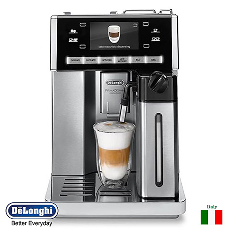 DeLonghi PrimaDonna Exclusive ESAM 6900 Fully Automatic Bean-to-Cup Coffee Machine
