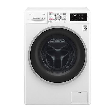 LG Washing Machine (FC1408D4W)