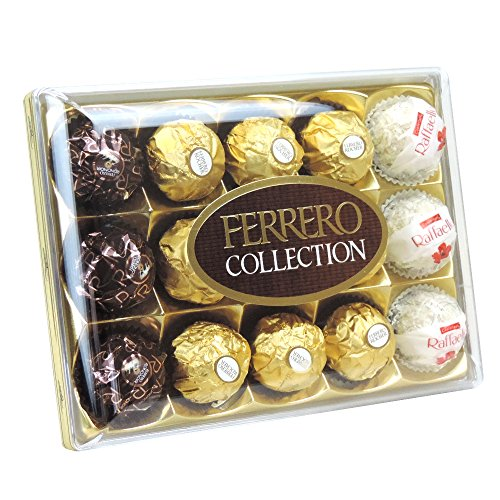 Shopmyar Ferrero Rocher Chocolate Collection T 15 1722g