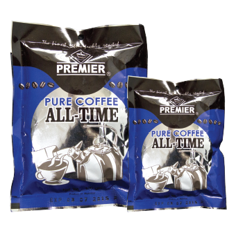 PREMIER All-Time Fine Ground Pure Coffee ( 100g )