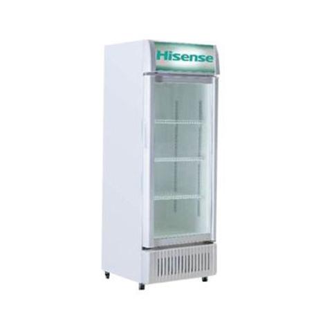 HISENSE Glass Door Beverage Cooler (FL-37FC4HS (282 Lit)