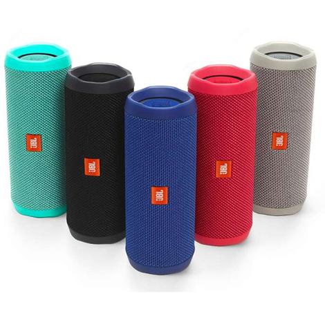 JBL WaterProof Portable Bluetooth Speaker (FLIP4)