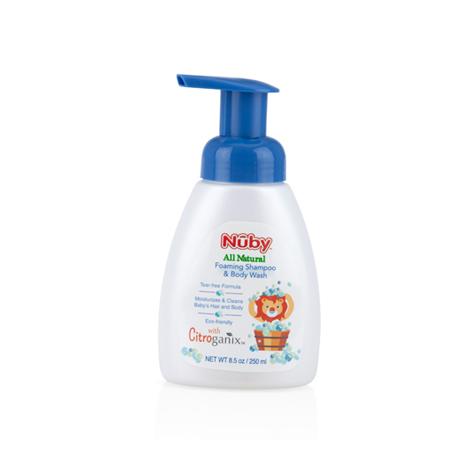 Foaming Shampoo & Body Wash