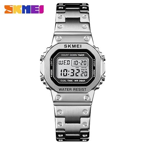SKMEI Quartz Digital Women's Watch (1433)
