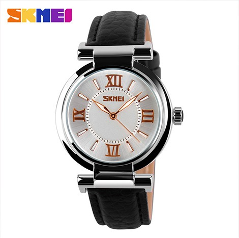 SKMEI FORMAL QUARTZ WOMEN'S WATCH (9075)