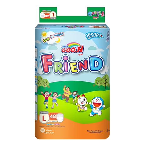 GOO.N ECONOMY FP3-L48 (SJP) FRIEND