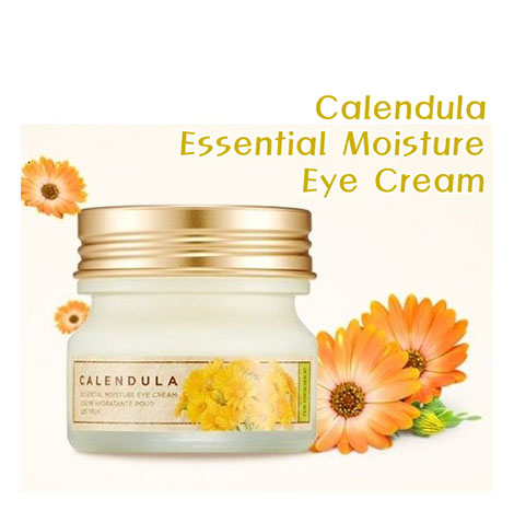 The Face Shop Calendula Essential Moisture Eye Cream 20ml (FSS-07EC)