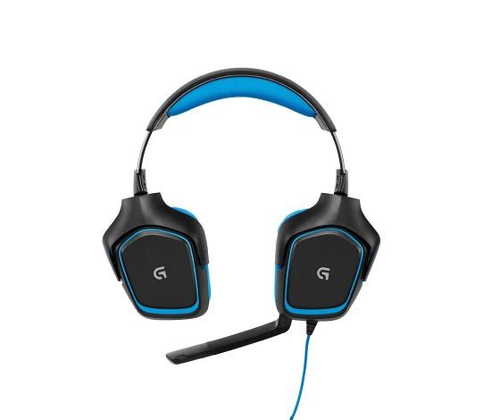 Logitech G430 (7.1) Surrond Sound Gaming Headset