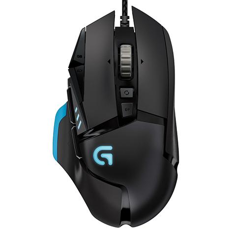LOGITECH Proteus Spectrum RGB Tunable Gaming Mouse (G502)