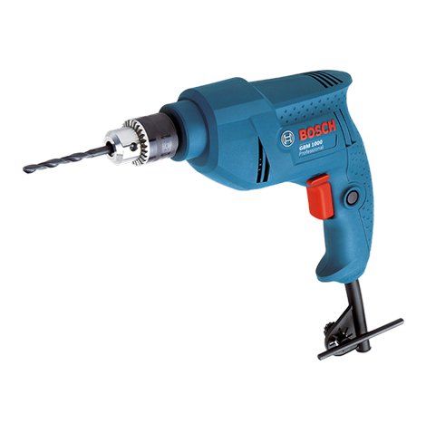 BOSCH GBM-1000 Professional Rotary Drill