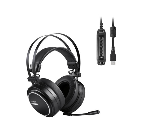 Aukey Virtual 7.1-Channel RGB Gaming Headset (GH-S5)