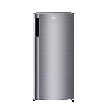 LG One Door Refrigerator with Larger Capacity (GNY331SLBB)