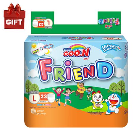 GOO.N ECONOMY FP3-L23 (JP) FRIEND