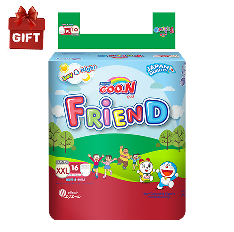 GOO.N ECONOMY FP3-XXL16 (JP) FRIEND
