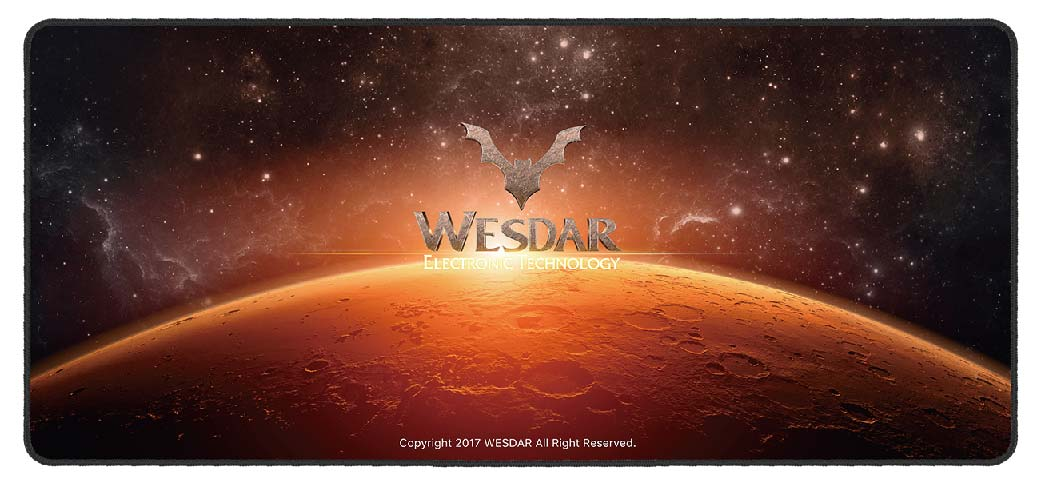 WESDAR GP1 Gaming Mouse-Pad