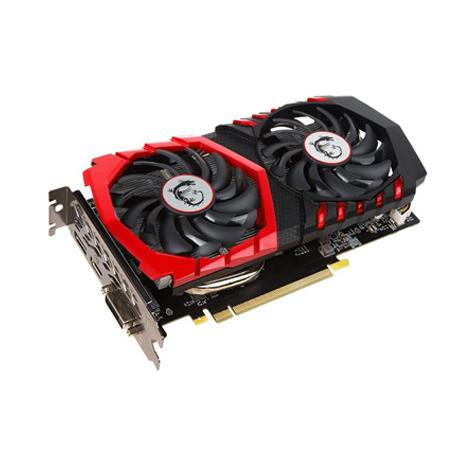 MSI NVIDIA® GeForce® GTX 1050 TI Gaming X 4G