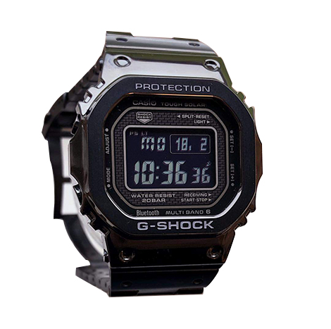 Casio Gshock Full Metal Style Watch GWM 5001( Black)