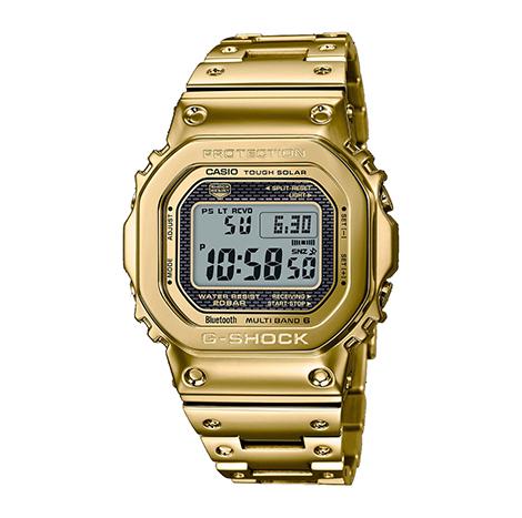 Casio Gshock Full Metal Style Watch GWM 5003(Gold)