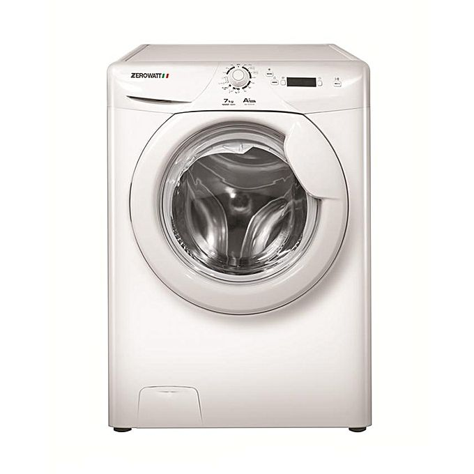 ZEROWATT Fully Auto Front Load Washing Machine (7Kg) ( GZ1072D1-S )