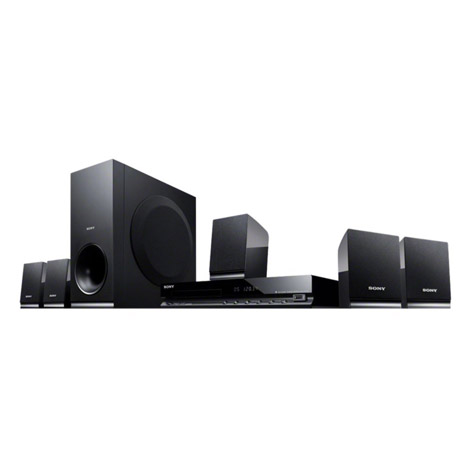 Sony DVD Hometheater (DAV-TZ140)