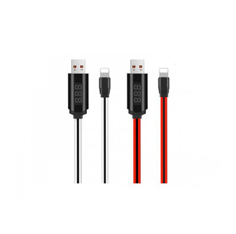 Hoco U29 LED displayed timing micro charging cable